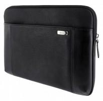 Leather Pouch for iPad (1st gen.), iPad 2 & iPad (3rd gen.), black – Bild 1