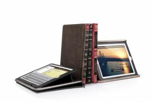 Twelve South BookBook Vol. 2 Leder Schutzhülle Case Tasche Buchhülle iPad 2 3 4 – Bild 1