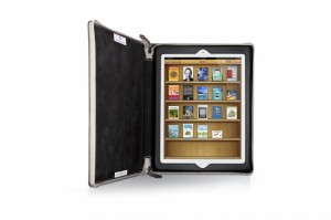 Twelve South BookBook Vol. 2 Leder Schutzhülle Case Tasche Buchhülle iPad 2 3 4 – Bild 2