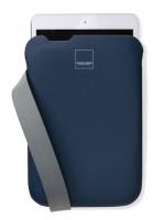 Skinny Sleeve iPad mini/Retina, blau/grau – Bild 2