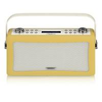 View Quest Hepburn DAB+ Radio mit Bluetooth-Funktion und 3,5mm Aux-In, senfgelb – Bild 7