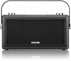 View Quest Hepburn DAB+ Radio mit Bluetooth-Funktion und 3,5mm Aux-In, schwarz – Bild 3