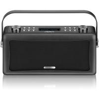 View Quest Hepburn DAB+ Radio mit Bluetooth-Funktion und 3,5mm Aux-In, schwarz – Bild 7