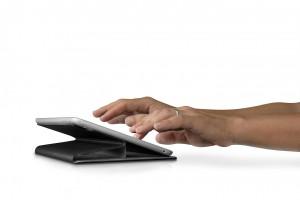 Twelve South SurfacePad Schutzhülle Tasche Cover Case Etui für iPad Air, black – Bild 5