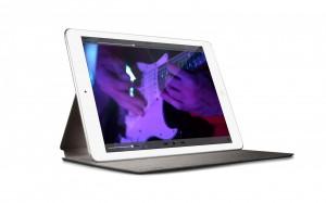Twelve South SurfacePad Schutzhülle Tasche Cover Case Etui für iPad Air, black – Bild 2