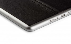 Twelve South SurfacePad Schutzhülle Tasche Cover Case Etui für iPad Air, black – Bild 3