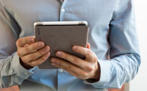 Twelve South SurfacePad Schutzhülle Tasche Cover Case Etui für iPad Air, black – Bild 9