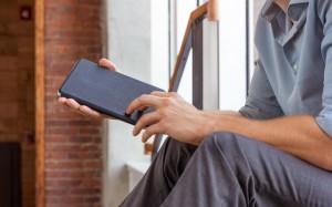Twelve South SurfacePad Schutzhülle Tasche Cover Case Etui für iPad Air, black – Bild 10