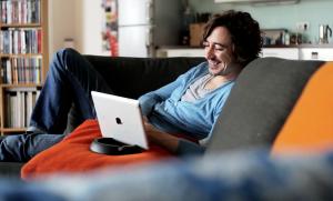 halopad Ständer Halter Stand iPad Tablets Samsung Microsoft Acer Kindle schwarz – Bild 9