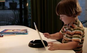 halopad Ständer Halter Stand iPad Tablets Samsung Microsoft Acer Kindle schwarz – Bild 5