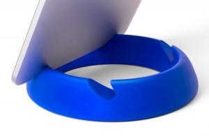 halopad Ständer Halter Stand iPad Tablets Samsung Microsoft Acer Kindle blau – Bild 2