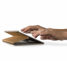 Twelve South SurfacePad iPad Air Cover Schutz Hülle Tasche Etui dünn Camel beige – Bild 1