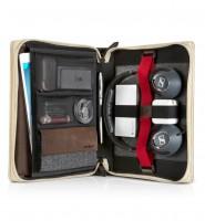 Twelve South BookBook Travel Journal Retro Tasche Hülle Leder Case iPad Tablet – Bild 3