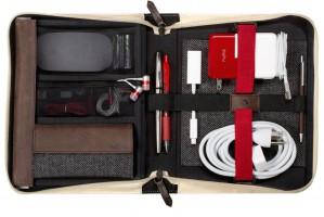 Twelve South BookBook Travel Journal Retro Tasche Hülle Leder Case iPad Tablet – Bild 4