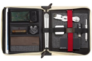 Twelve South BookBook Travel Journal Retro Tasche Hülle Leder Case iPad Tablet – Bild 2