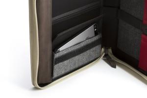 Twelve South BookBook Travel Journal Retro Tasche Hülle Leder Case iPad Tablet – Bild 5