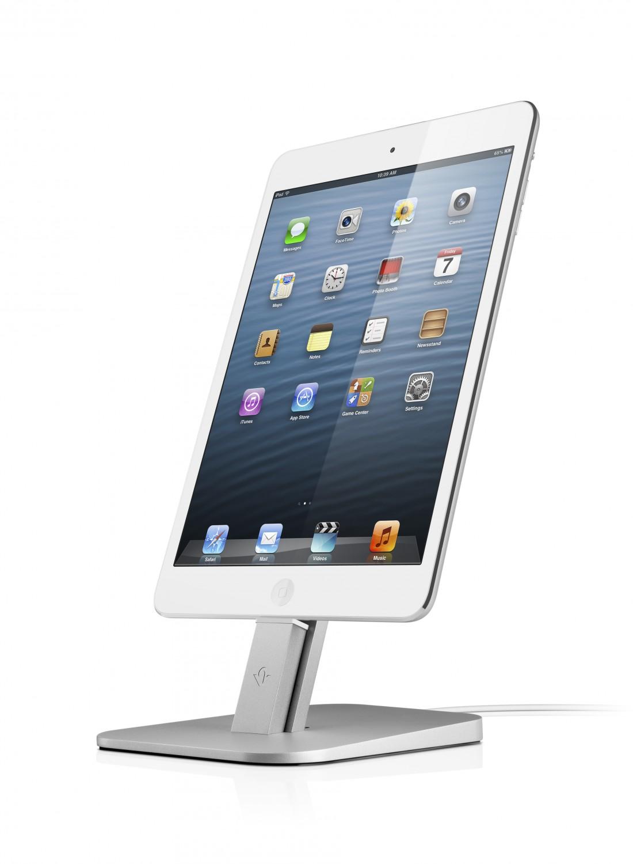 twelve south hirise desktop stand st nder iphone 5 5s 5c. Black Bedroom Furniture Sets. Home Design Ideas