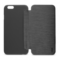 SmartJacket® Protective clip with front cover for iPhone 7 black – Bild 4