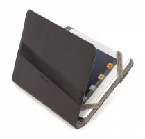 Agenda Booklet Case for iPad 4, 3 and 2, Black – Bild 4