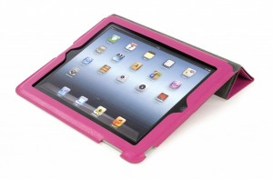Cornice for iPad mini, Fuchsie – Bild 2