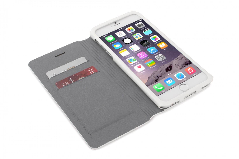 tucano leggero booklet case iphone 6 plus kunstleder. Black Bedroom Furniture Sets. Home Design Ideas