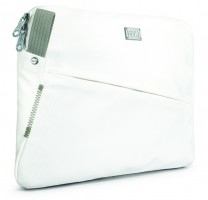 BUILT City Collection Laptop Sleeve für 13 Zoll MacBook Pro, Air, und Notebooks, white – Bild 2