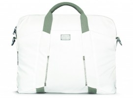 City Collection Slim Laptop Bag, White – Bild 2