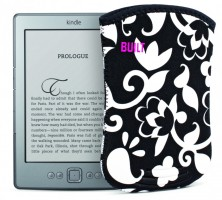 BUILT Neoprene Slim Pouch for Kindle & Kindle Touch, Kindle Paperwhite, Vine – Bild 2
