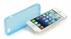 Tucano Colore for iPhone 5/5s und iPhone SE, Light Blue – Bild 5