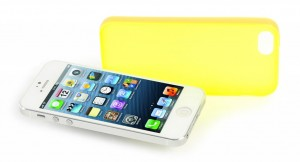 Tucano Colore for iPhone 5/5s und iPhone SE, Yellow – Bild 5