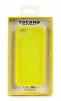 Tucano Colore for iPhone 5/5s und iPhone SE, Yellow – Bild 6