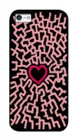 Tucano Cuore Case Cover Schutzhülle Etui by Leò for iPhone SE / 5S / 5