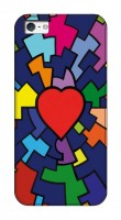 Tucano Cuore by Leò for iPhone 5/5s und iPhone SE