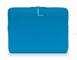 "Tucano Second Skin Colore für Notebooks 15/16"" widescreen , blau – Bild 1"