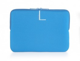 Tucano Second Skin Colore für Netbooks, Subnotebooks 10/11 Zoll, blau – Bild 1
