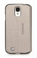 Macro booklet cover for Galaxy S4, Grey – Bild 4