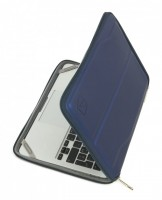 "Innovo Work-in Sleeve für MacBook Air 11"" und Ultrabook 11"", blau – Bild 2"