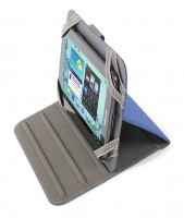 "Facile universal case for 7"" tablets, Blue – Bild 3"