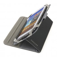 "Facile universal case for 7"" tablets, Black – Bild 3"