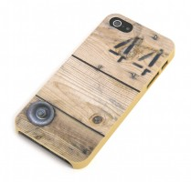 Tucano Delikatessen for iPhone SE / 5S / 5 ,  Wood Box – Bild 4