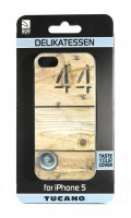 Tucano Delikatessen for iPhone SE / 5S / 5 ,  Wood Box – Bild 5