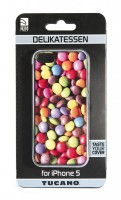 Tucano Delikatessen for iPhone SE / 5S / 5 , Bonbons – Bild 5