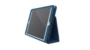 Kensington Comercio Soft Folio Case & Stand für iPad Air , Denim Blue – Bild 1