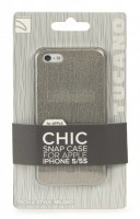 Chic Case for iPhone 5/5s, silver – Bild 1