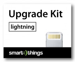 SmartThings Upgrade Kit Lightning iPad 4  iPad Air sDock Pro (mit 30pin Dock)
