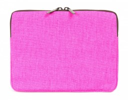 "Fluo Universal Cotton Sleve for iPad mini and Tablets 7"" - 8"", fuchsia – Bild 4"
