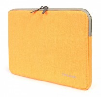 "Fluo Universal Cotton Sleve for iPad mini and Tablets 9"" - 10"", Orange – Bild 2"