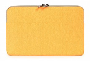 "Fluo Universal Cotton Sleve for iPad mini and Tablets 9"" - 10"", Orange – Bild 4"