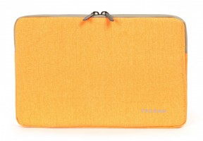 "Fluo Universal Cotton Sleve for iPad mini and Tablets 9"" - 10"", Orange – Bild 1"