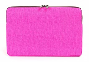 "Fluo Universal Cotton Sleve for iPad mini and Tablets 9"" - 10"", Fuchsia – Bild 4"